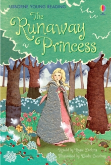 The Runaway Princess, Hardback Book