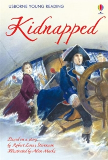 Young Reading Level 3: Kidnapped, Hardback Book