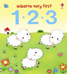 Very First Words: 123, Board book