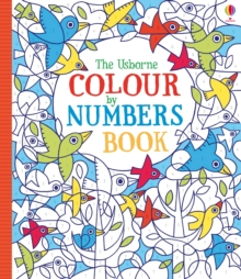 Colour by Numbers Book, Paperback