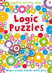 Logic Puzzles, Cards Book