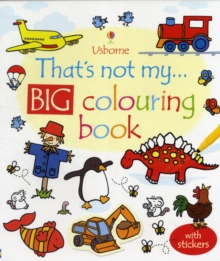That's Not My... Big Colouring Book, Paperback