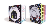 Baby's Very First Black and White Little Library Box Set, Board book