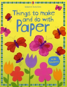 Things to Make and Do with Paper, Paperback