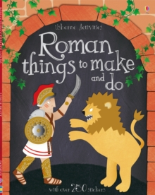 Roman Things to Make and Do, Paperback