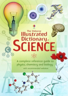 Illustrated Dictionary of Science, Paperback