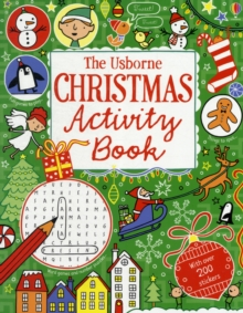 Christmas Activity Book, Paperback