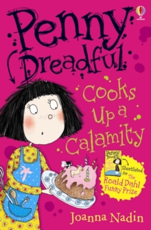 Penny Dreadful Cooks Up a Calamity, Paperback Book