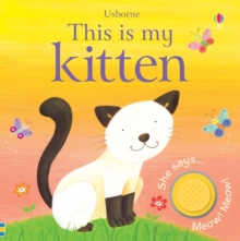 This is My Kitten, Board book