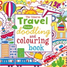 Pocket Doodling and Colouring: Travel, Paperback Book