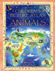 Children's Picture Atlas of Animals, Hardback Book