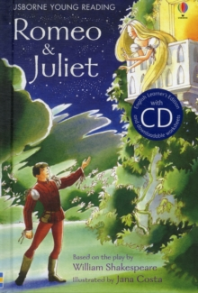 Romeo & Juliet, Mixed media product Book
