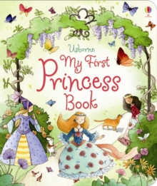 My First Princess Book, Board book