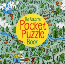 Pocket Puzzle Book, Paperback
