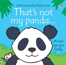 That's Not My Panda, Board book