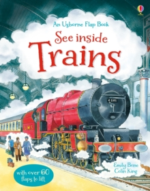 See Inside Trains, Hardback
