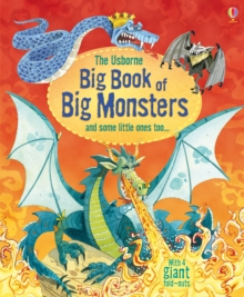 Big Book of Big Monsters, Hardback