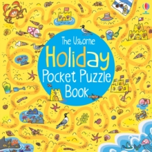 Holiday Pocket Puzzle Book, Paperback