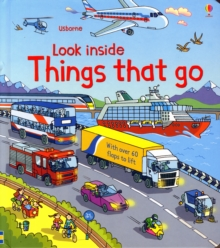 Look Inside Things That Go, Hardback