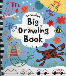 Big Drawing Book, Paperback Book