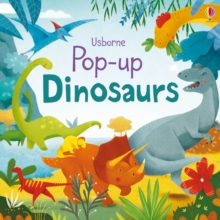 Pop-Up Dinosaurs, Board book