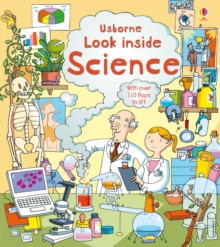 Look Inside: Science, Board book