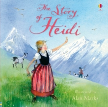 The Story of Heidi, Paperback Book