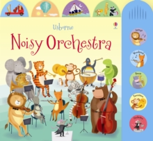 Noisy Orchestra, Board book