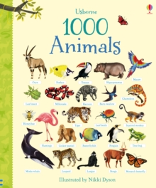 1000 Animals, Book