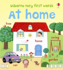 Very First Words at Home, Board book
