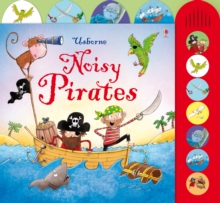Noisy Pirates, Board book Book