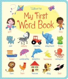 My First Word Book, Board book