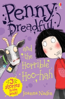Penny Dreadful and the Horrible Hoo-hah, Paperback