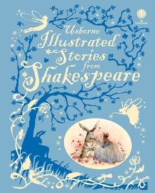 Illustrated Stories from Shakespeare, Hardback Book
