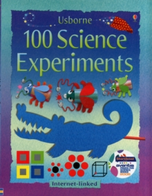 100 Science Experiments, Paperback Book