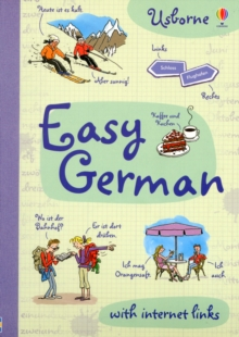 Easy German, Paperback