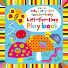 Baby's Very First Touchy-feely Lift-the-flap Playbook, Board book