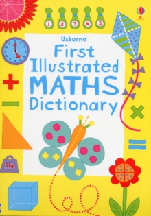 First Illustrated Maths Dictionary, Paperback Book
