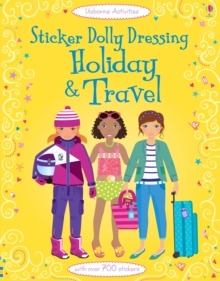Sticker Dolly Dressing Holiday & Travel, Paperback
