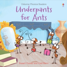 Underpants for Ants, Paperback Book