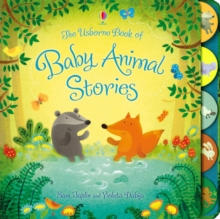 Baby Animal Stories, Board book