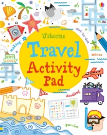 Travel Activity Pad, Paperback