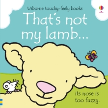 That's Not My Lamb..., Board book