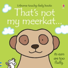 That's Not My Meerkat, Board book