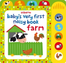 Baby's Very First Noisy Book Farm, Board book Book