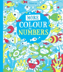 More Colour by Numbers, Paperback