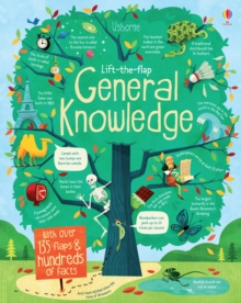 Lift-the-Flap General Knowledge, Board book