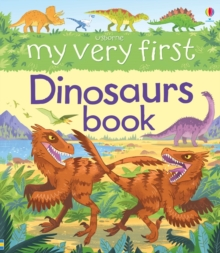 My Very First Dinosaurs Book, Board book