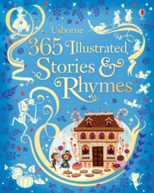 365 Illustrated Stories and Rhymes, Hardback