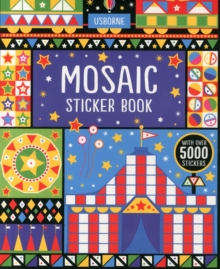 Mosaic Sticker Book, Paperback